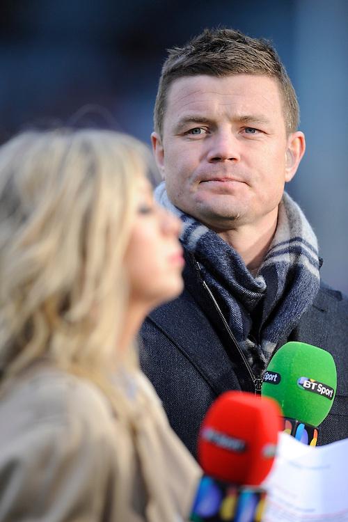 BT Sport Presenter, Brian O'Driscoll