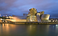Robin Hill's photos were exhibited here at the Guggenheim, Bilbao in 2010 as part of the Frank Lloyd Wright: From within outward exhibition. Architect Frank Gehry 1997