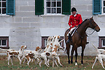 blessing of the hounds at Shakertown Nov 27,2010