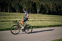Alex Baudin (FRA)<br /> <br /> MEN JUNIOR ROAD RACE<br /> Kufstein to Innsbruck: 132.4 km<br /> <br /> UCI 2018 Road World Championships<br /> Innsbruck - Tirol / Austria