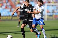 2012.09.01 La Liga, Real Zaragoza VS malaga CF
