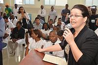 Cientos de personas despidieron hoy a la activista de origen haitiano Sonia Pierre, quien fue sepultada en su pueblo natal Villa Altagracia..Fotos: Carmen Suárez/acento.com.do.Fecha: 07/12/2011.