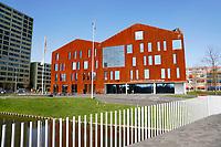 Nederland Amsterdam 2017 . Universiteit van Amsterdam. Science Park. Amsterdam University College. Foto Berlinda van Dam / Hollandse Hoogte