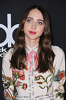 05 November  2017 - Beverly Hills, California - Zoe Kazan. The 21st Annual &quot;Hollywood Film Awards&quot; held at The Beverly Hilton Hotel in Beverly Hills. <br /> CAP/ADM/BT<br /> &copy;BT/ADM/Capital Pictures