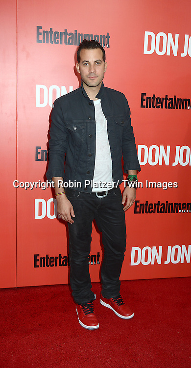 "Brad Furman attends the ""Don Jon"" New York Movie Premiere on September 12, 2013 at the SVA Theatre in New York City."