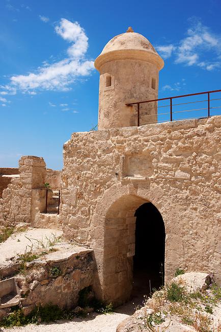 Maniace castle, Syracuse ( Siracusa) , Sicily