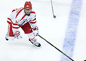 Bobo Carpenter (BU - 14) - The Boston University Terriers defeated the visiting University of Connecticut Huskies 4-2 (EN) on Saturday, October 24, 2015, at Agganis Arena in Boston, Massachusetts.