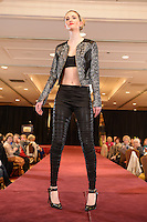 The Salvation Army Women's Auxiliary Glamour and Fantasy Fashion Show at Hilton St. Louis Frontenac in St. Louis, MO on March 22, 2013.