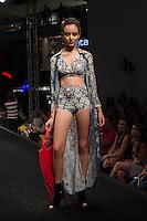S&Atilde;O PAULO-SP-03.03.2015 - INVERNO 2015/MEGA FASHION WEEK -Grife Limelight/<br /> O Shopping Mega Polo Moda inicia a 18&deg; edi&ccedil;&atilde;o do Mega Fashion Week, (02,03 e 04 de Mar&ccedil;o) com as principais tend&ecirc;ncias do outono/inverno 2015.Com 1400 looks das 300 marcas presentes no shopping de atacado.Br&aacute;z-Regi&atilde;o central da cidade de S&atilde;o Paulo na manh&atilde; dessa segunda-feira,02.(Foto:Kevin David/Brazil Photo Press)