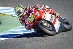 Jerez Circuit. Jerez de la Frontera. 04.05.2014. The rider Cal Crutchlow during the MotoGP race in Jerez.