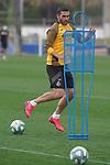 Getafe's Jorge Molina during training session. May 15,2020.(ALTERPHOTOS/Acero)