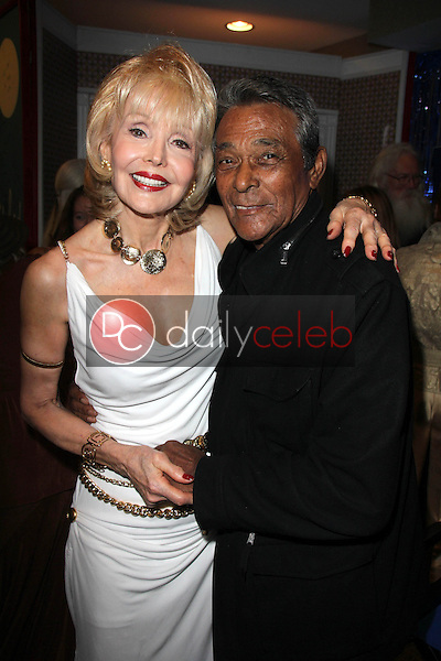 "Francine York, Don Marshall<br /> ""Bewitched"" Fan Fare Day 4, Sportsman's Lodge, Studio City, CA 09-20-14<br /> David Edwards/DailyCeleb.com 818-249-4998"