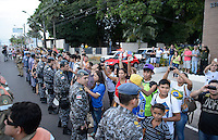 USMNT Arrives in Manaus, Friday, June 20, 2014