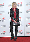 Lucinda Williams at The AFI FEST 2012 On The Road Gala Screening held at The Grauman's Chinese Theatre in Hollywood, California on November 03,2012                                                                               © 2012 Hollywood Press Agency