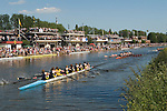 OXFORD UNIVERSITY EIGHTS WEEK UK