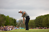 Adam Scott (AUS) putts to win the Australian PGA Championship at  RACV Royal Pines Resort, Gold Coast, Queensland, Australia. 22/12/2019.<br /> Picture Thos Caffrey / Golffile.ie<br /> <br /> All photo usage must carry mandatory copyright credit (© Golffile   Thos Caffrey)