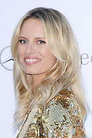 Karolina Kurkova wore a gold embellished Roberto Cavalli dress while attending the 2012 amfAR Cinema Against AIDS Gala at Hotel du Cap-Eden-Roc in Antibes, France on 24.5.2012...Credit: Timm/face to face /MediaPunch Inc. ***FOR USA ONLY***