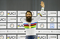 Picture by Simon Wilkinson/SWpix.com - 02/03/2017 - Cycling 2017 UCI Para-Cycling Track World Championships, Los Angeles USA - USA's BERENYI Joseph