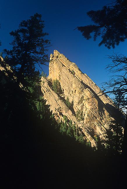 Third Flatiron, Boulder, Colorado