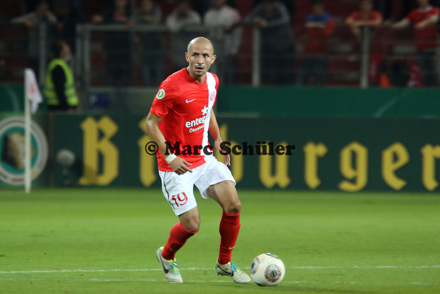 Elkin Soto (Mainz) - 1. FSV Mainz 05 vs. 1. FC Köln, Coface Arena, 2. Runde DFB-Pokal