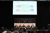 Medien-Workshop für den Confed-Cup - 21.03.2017: Pressekonferenz mit Bunderstrainer Joachim Loew und zum Abschied von Lukas Podolski