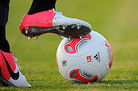 FUSSBALL   1. BUNDESLIGA   SAISON 2012/2013   TESTSPIEL  Werder Bremen - FC Aberdeen         25.07.2012 Symbolbild Fußball