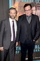 """LOS ANGELES - MAR 14:  Judd Apatow, Bob Saget at the """"The Zen Diaries of Garry Shandling"""" Premiere at Avalon on March 14, 2018 in Los Angeles, CA"""