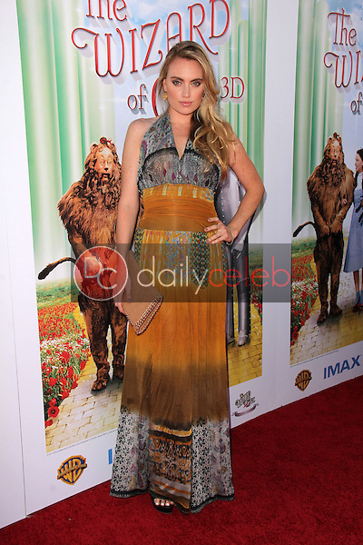 """Jilina Scott<br /> at """"The Wizard Of Oz 3D"""" World Premiere Screening and Grand Opening of the TCL Chinese IMAX Theater, Chinese Theater, Hollywood, CA 09-15-13<br /> David Edwards/DailyCeleb.com 818-249-4998"""