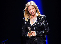 LAS VEGAS, NV - November 2: Barbra Streisand performs at MGM Grand Garden Arena on November 2, 2012 in Las Vegas, Nevada.   Photo By Kabik/ Starlitepics / MediaPunch Inc. .<br />