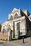 Romsey Abbey, Romsey, Hampshire, England
