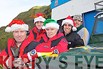 FANCY A DIP?: Members of the Ballybunion Sea and Cliff Rescue service who are holding their annual Christmas Day swim on Sunday, l-r: Emmet Lynch, Johnathan Mahony, TJ McCarron, Barry O'Donoghue, Kieran Kennedy.