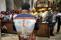 Switzerland 2013 St-Maurice. Africa Saints Pilgrimage.