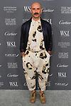 Musician Ryan Heffington arrives at the WSJ. Magazine 2017 Innovator Awards at The Museum of Modern Art in New York City, on November 1, 2017.