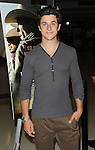 David Henrie at the Los Angeles premiere of 'Frontera' on August 21, 2014