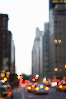 New York City in Soft Focus