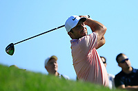Francesco Molinari (ITA) in action during the third round of the Northern Trust, played at Liberty National Golf Club, Jersey City, New Jersey, USA 10/08/2019<br /> Picture: Golffile | Michael Cohen<br /> <br /> All photo usage must carry mandatory copyright credit (© Golffile | Phil Inglis)