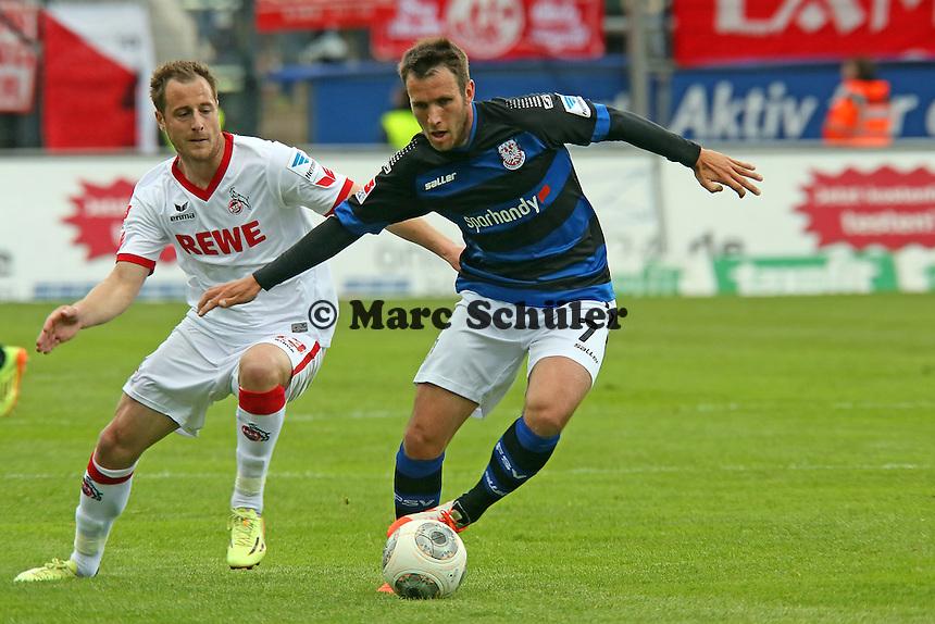 Marc Andre Kruska (FSV) - FSV Frankfurt vs. 1. FC Koeln, Frankfurter Volksbank Stadion