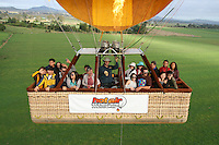 20151010 October 10 Hot Air Balloon Gold Coast