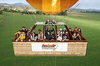 20151010 October 10 Hot Air Balloon Gold Coast
