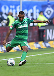 05.10.2019,  GER; 2. FBL, Hamburger SV vs SpVgg Greuther Fuerth ,DFL REGULATIONS PROHIBIT ANY USE OF PHOTOGRAPHS AS IMAGE SEQUENCES AND/OR QUASI-VIDEO, im Bild Einzelaktion Hochformat Julian Green (Fuerth #37) Foto © nordphoto / Witke