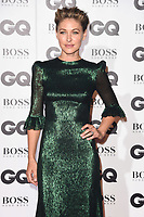 LONDON, UK. September 05, 2018: Emma Willis at the GQ Men of the Year Awards 2018 at the Tate Modern, London