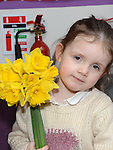 Tia Leeper pictured at the Boomerang Cafe Coffee Morning in aid of Daffodil Day. Photo:Colin Bell/pressphotos.ie