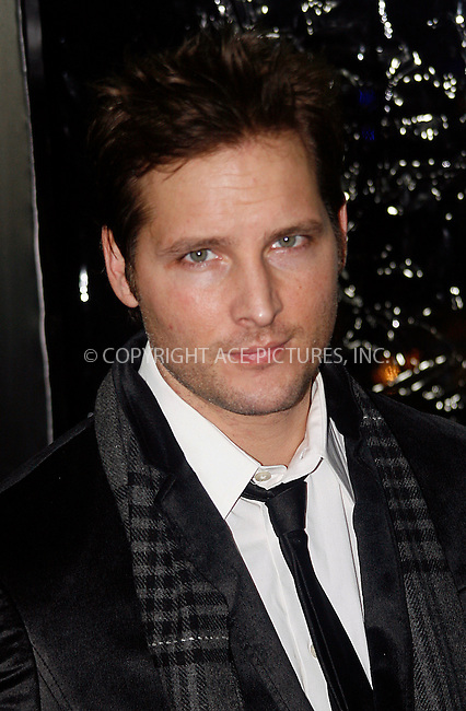 WWW.ACEPIXS.COM . . . . .  ....November 30 2010, New York City....Actor Peter Facinelli arriving at the New York Premiere of 'Black Swan' at Ziegfeld Theatre on November 30, 2010 in New York City. ....Please byline: NANCY RIVERA- ACEPIXS.COM.... *** ***..Ace Pictures, Inc:  ..Tel: 646 769 0430..e-mail: info@acepixs.com..web: http://www.acepixs.com