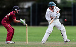 Kings College Old Collegians XI v Kings College 1st XI, Kings College, Auckland, New Zealand, Sunday 2 April 2017. Photo: Simon Watts/www.bwmedia.co.nz