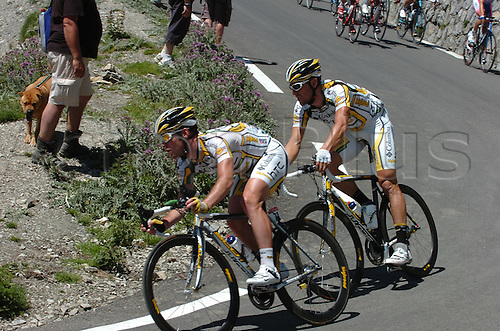 2009, Tour de France, tappa 09 Saint Gaudens - Tarbes, Columbia - High Road, Cavendish Mark, Tourmalet July 11th 2009.  Stage 9 (Photo: Stefano Sirotti/ActionPlus)