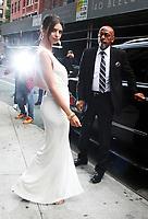 JUN 17 Emily Ratajkowski Seen In NYC