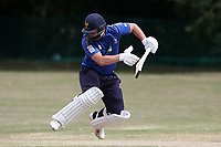 Ollie Ekers of Shenfield during Harold Wood CC vs Shenfield CC (batting), Essex Cricket League Cricket at Harold Wood Park on 25th July 2020