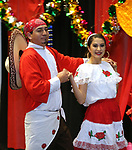 Dancers with the Ballet Folklorico International in Reno perform at the Posada Celebration at Western Nevada College in Carson City, Nev., on Saturday, Dec. 16, 2017. <br /> Photo by Cathleen Allison/Nevada Momentum