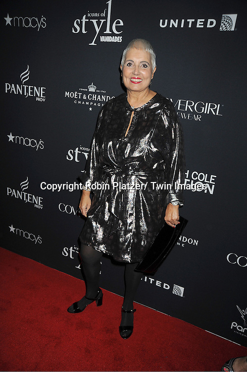Rosa Oriol de Tous attends the Vanidades Magazine  Icons of Style Gala on September 27, 2012 at the Mandarin Oriental Hotel in New York City.