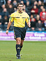 20/11/2010   Copyright  Pic : James Stewart.sct_jsp046_kilmarnock_v_rangers  .:: REFEREE EUAN NORRIS ::.James Stewart Photography 19 Carronlea Drive, Falkirk. FK2 8DN      Vat Reg No. 607 6932 25.Telephone      : +44 (0)1324 570291 .Mobile              : +44 (0)7721 416997.E-mail  :  jim@jspa.co.uk.If you require further information then contact Jim Stewart on any of the numbers above.........